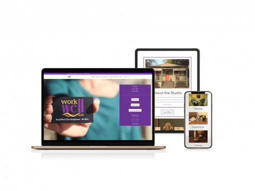 WorkWell Austin | Web Design
